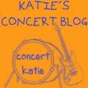 Katie's Concert Blog